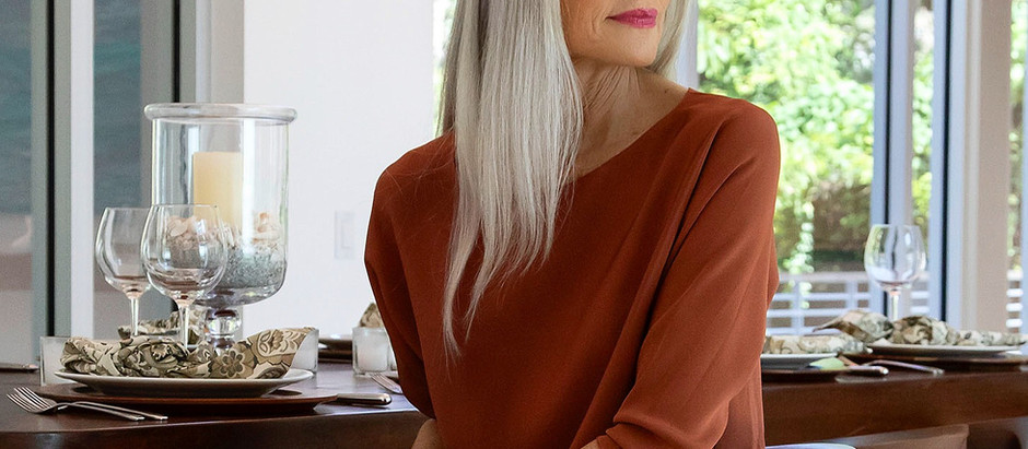 Are You Afraid of Going Gray?