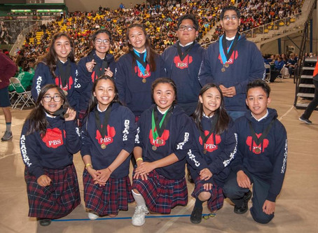 LA Archdiocese biggest annual academic competition