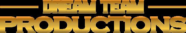 Dream Team Productions Transparent Logo.