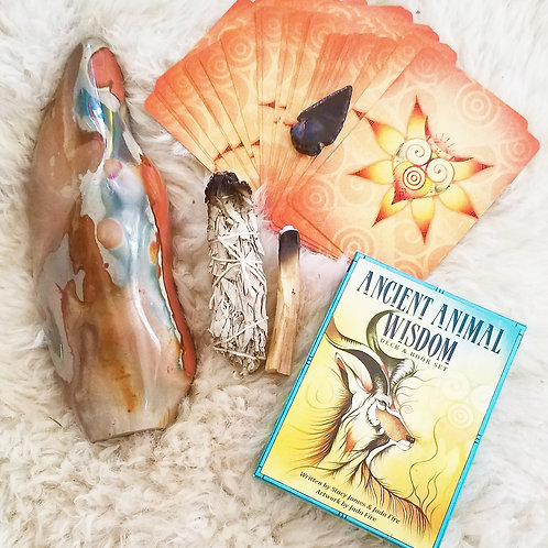 Burning Question Divination Reading
