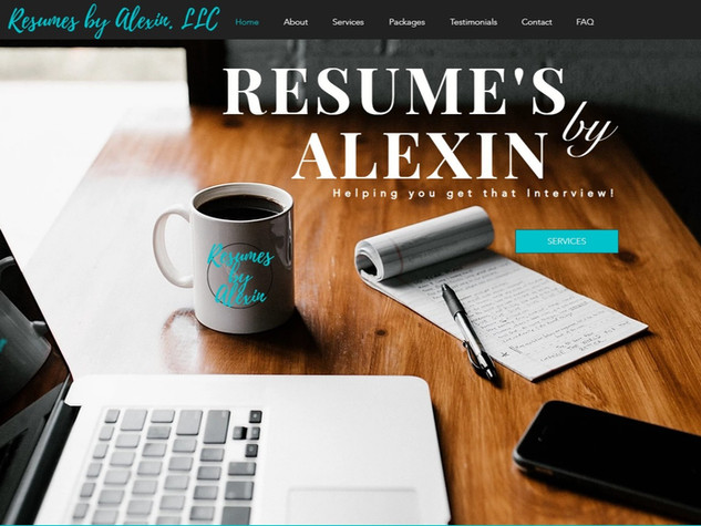 Resumes by Alexin, LLC.