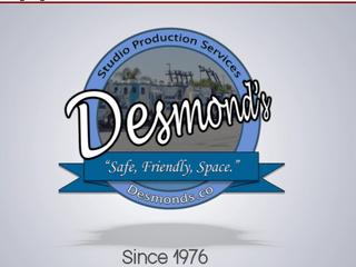 Desmonds Studio Production Services