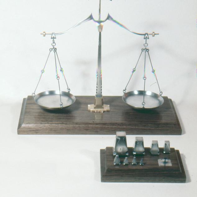 Precious Metal Scale