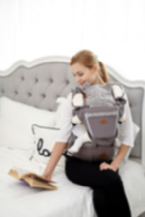 I-Angel Animal hipseat carrier