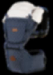 I-Angel Denim Hipseat Carrier
