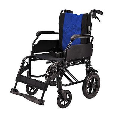 Easy1 Attendent Push lightweight Wheelchair