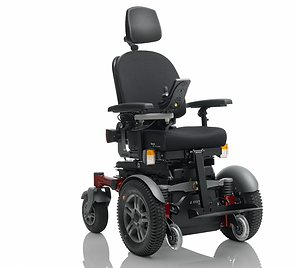 Dietz Power_Advanced-Junior_FWD_powered_wheelchair