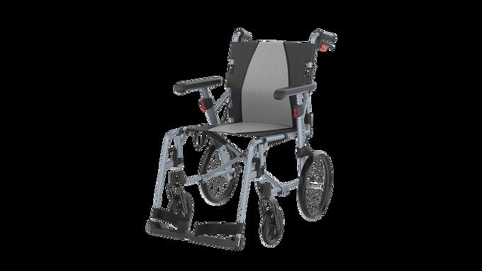 ICON 35 Bx Ultra Lightweight Aluminium Wheelchair