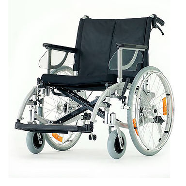 Phonix Aluminium Heavy Duty Wheelchair