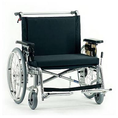 Goliath Heavy Duty Wheelchair Patient Specified