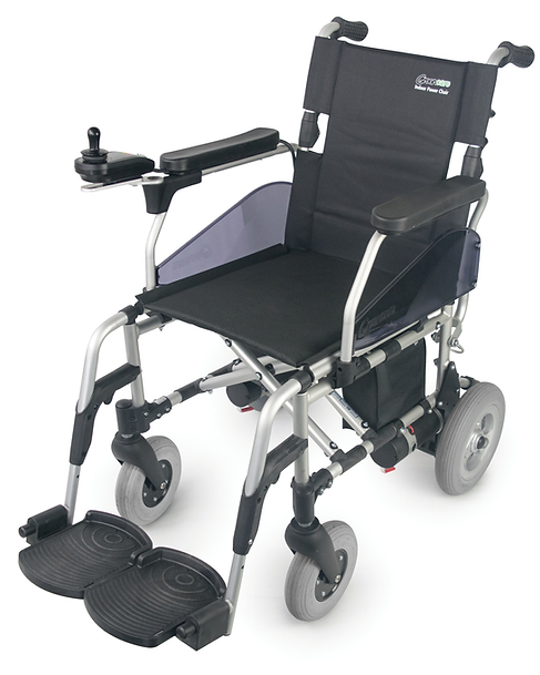 Greencare Ultra Compact Indoor / Outdoor Powered Wheelchair