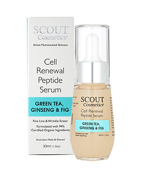 SCOUT Cell Renewal Peptide Serum with Box 30ml.jpg
