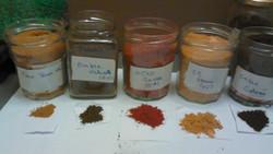 Pigments terre
