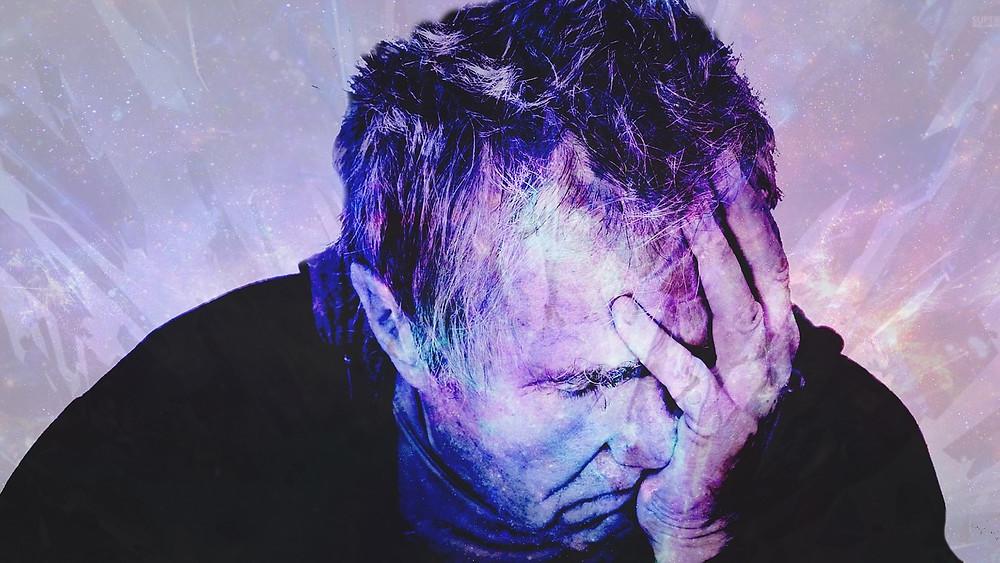 illustration maux de tête