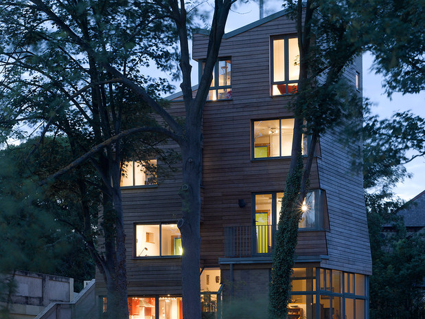 New house by the river, Cambridge