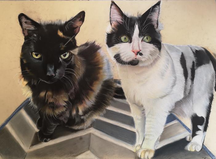 Odette and Miryn
