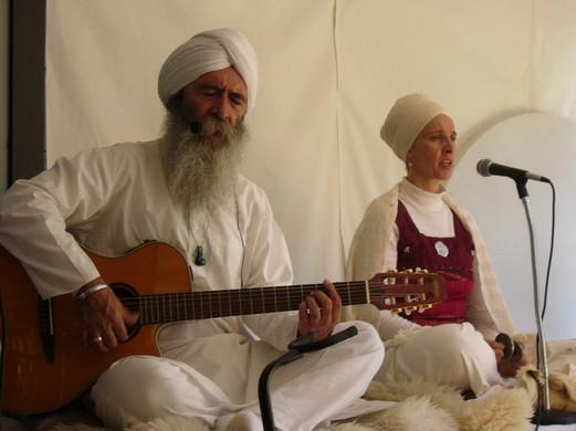 Jap Singh y Kalyan Kaur