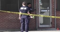 Baltimore Crime Scene