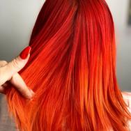 Vivids Fire Hair