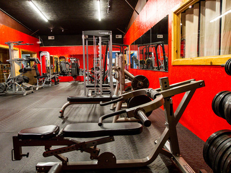 24/7 access gym.