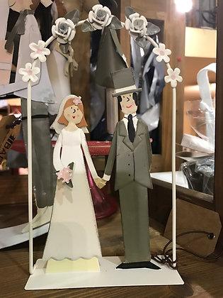 Altarino con sposi