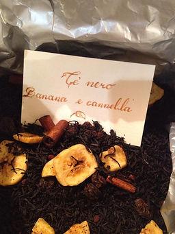 tè nero in foglie aromatizzato