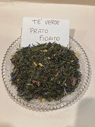 Tè verde Prato fiorito