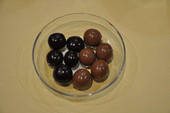 Scorze d'arancia ricoperte di cioccolato AL LATTE