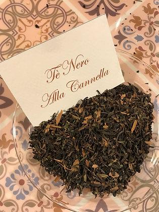 Tè Nero alla Cannella