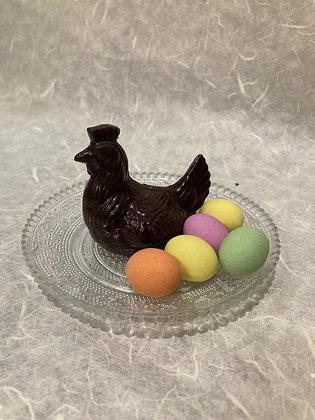 Gallinella di cioccolato artigianale 80g