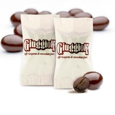 Giuggiole Incartate - chicchi di caffè ricoperti di cioccolato
