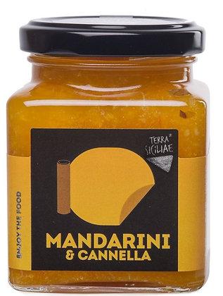 Confettura di Mandarini e Cannella
