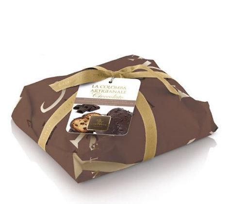 Colomba artigianale al cioccolato Vincente