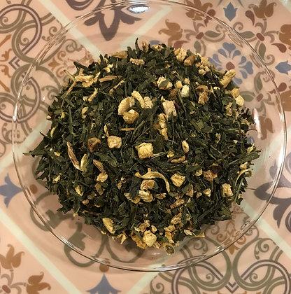 Tè Verde Bergamotto e Zenzero