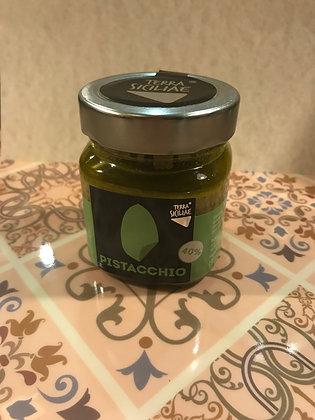 Crema spalmabile al pistacchio 40% terra siciliae