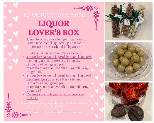 Liquor lover's box
