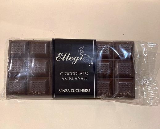 Tavoletta di cioccolato Senza zucchero