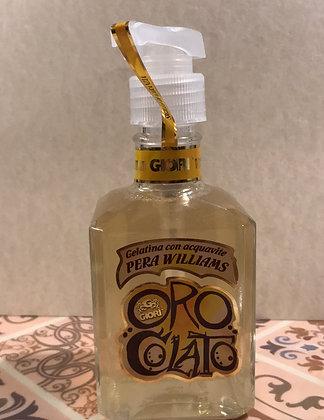 Gelatina di grappa aromatizzata alla pera williams