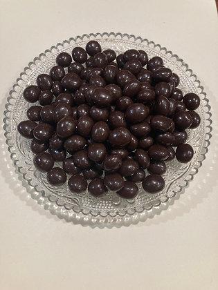Giuggiole:Chicchi di caffè ricoperti di cioccolato
