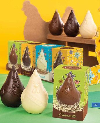 Chiocciotto al cioccolato
