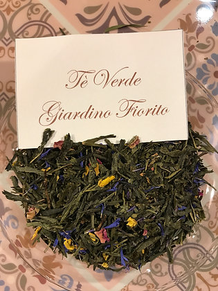 Tè Verde Giardino Fiorito