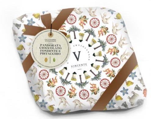 Colomba Moresca al pistacchio Vincente