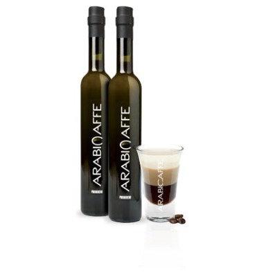 Panna Nera - liquore al Caffè