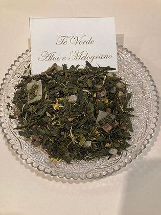 Tè verde Aloe e Melograno