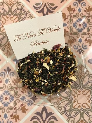 Tè Nero, Tè Verde Petaloso