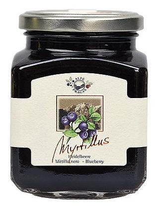Mirtillo nero - Composta di frutta 110g