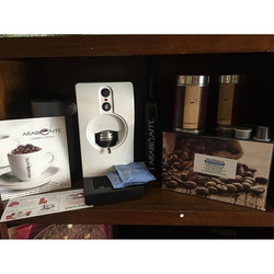 Caffè, cialde e capsule Arabicaffè