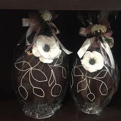 Uova decorate 1kg e 1,5kg
