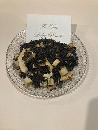 Tè nero dolce pomelo