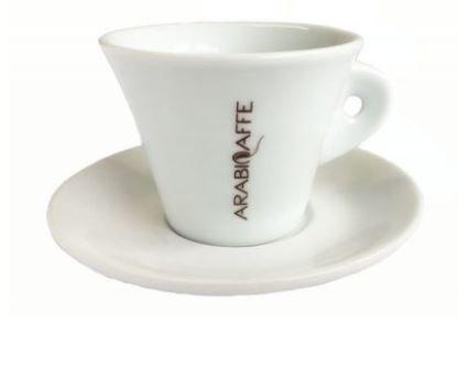 Tazzina da caffè svasata Arabicaffè